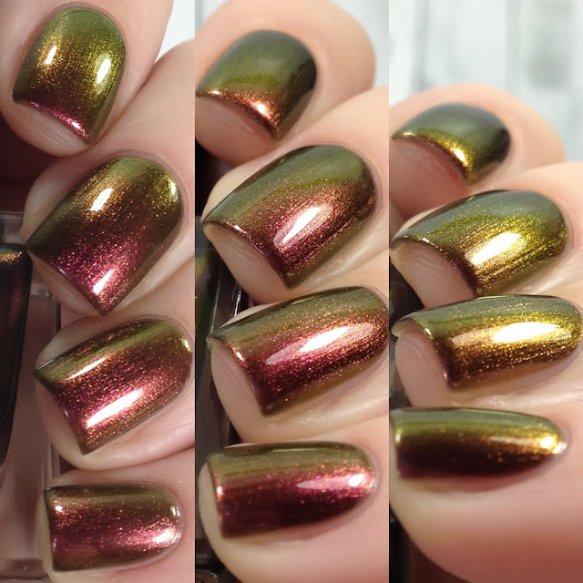 Night Owl Lacquer-I'm Checkin' You Out
