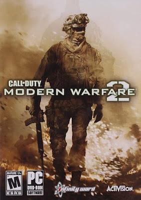 Capa do Call of Duty: Modern Warfare 2