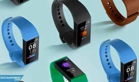 Redmi Band launched with shading show, 14-day battery life and the sky is the limit from there