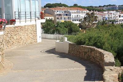 Cami de Ronda en Calella de Palafrugell