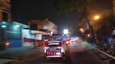Beberapa Ruas Jalan di Medan Ditutup