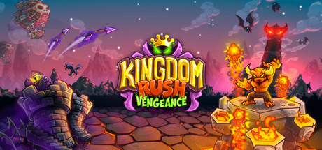 Kingdom Rush Vengeance Tower Defense PROPER-PLAZA