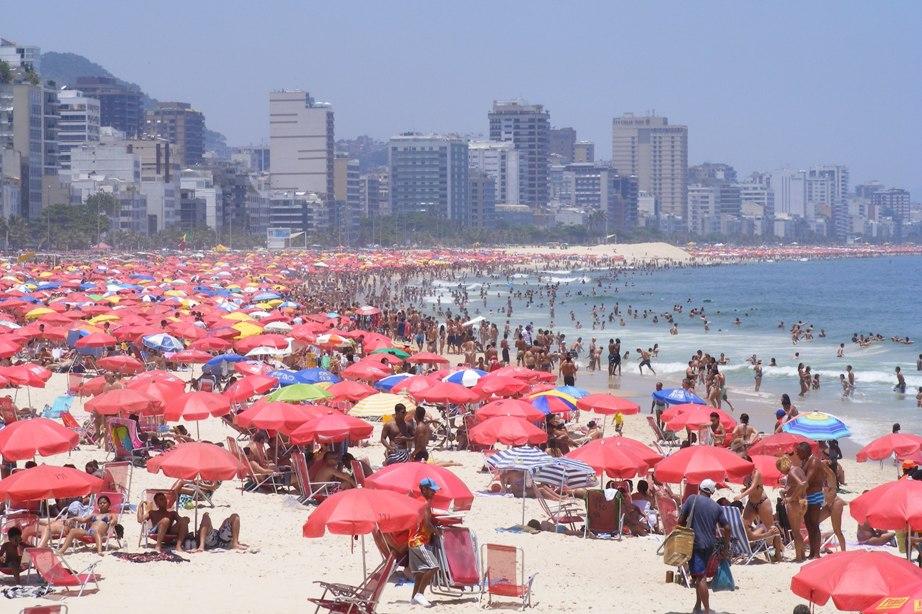 Plaja Ipanema, Rio de Janeiro