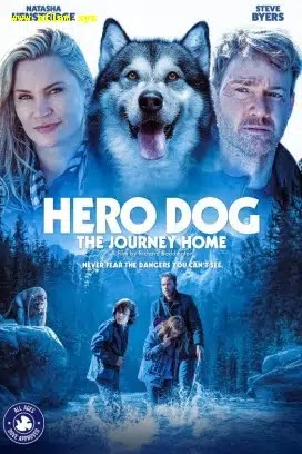 فيلم Hero Dog: The Journey Home 2021 مترجم اون لاين