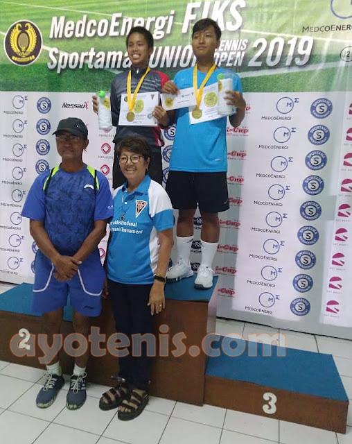 Fiks Bandung: Libas Unggulan 1 dan 2, Dio/Julio Sabet Gelar Juara