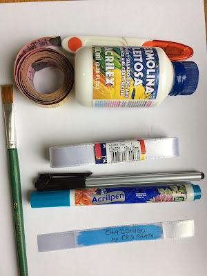 Como fazer etiqueta artesanal