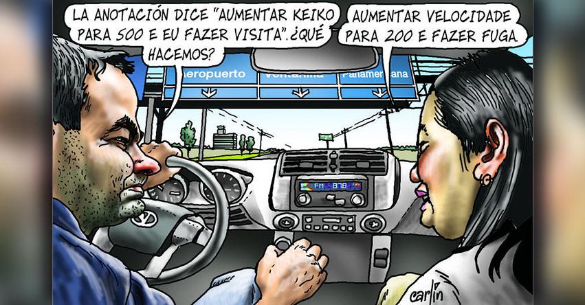 Carlincaturas Sábado 12 Agosto 2017 - La República