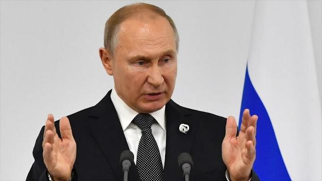 Salida de Rusia del INF produce nueva carrera de armas nucleares