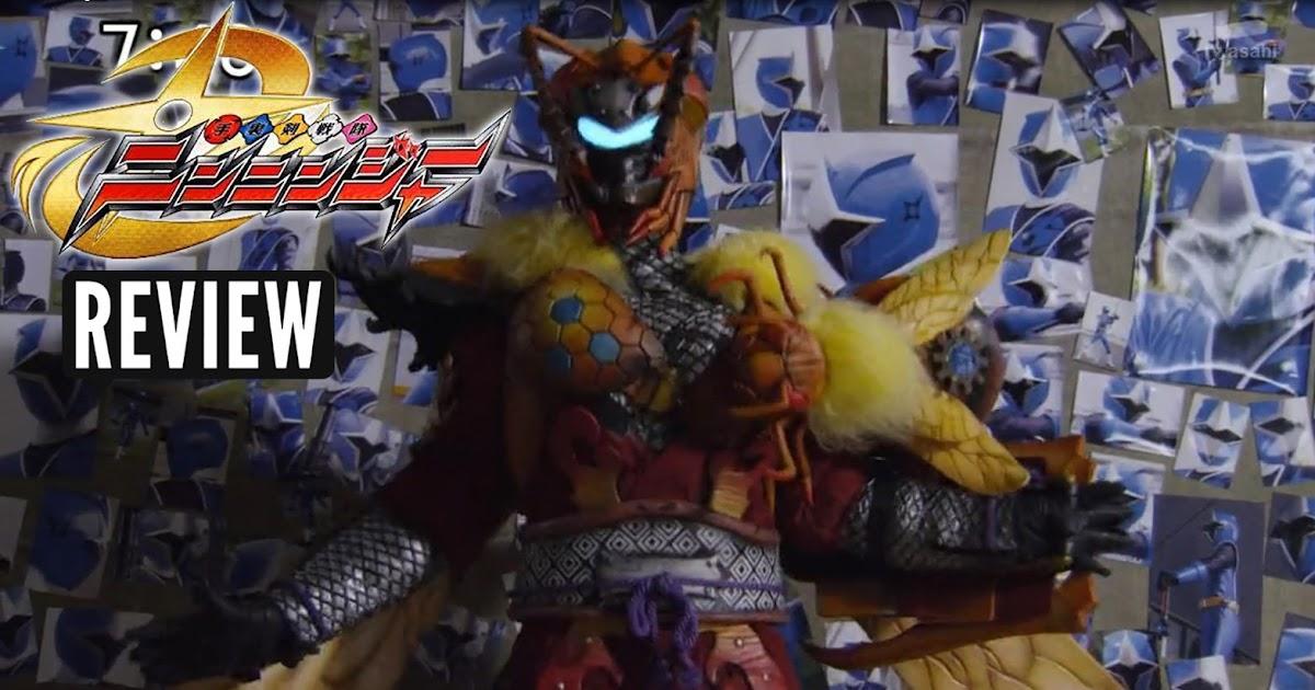 Shuriken sentai ninninger episode 10 facebook / Running man