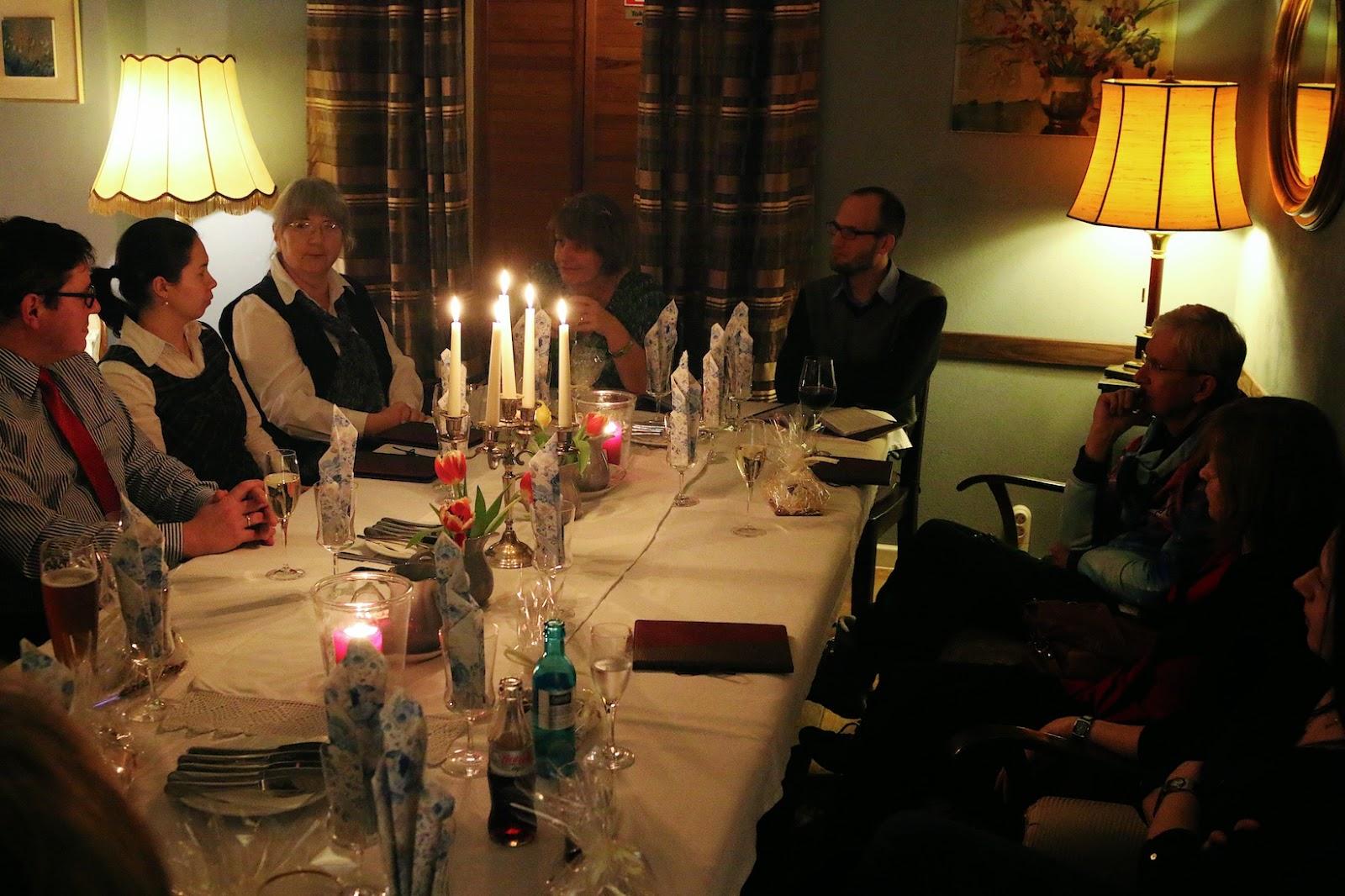 Bernau: Neujahrsempfang der Pressestelle und Medienvertreter -