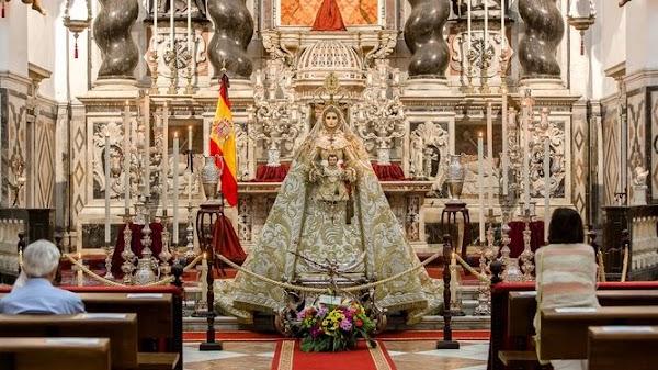 La fuerza del Rosario de Cádiz