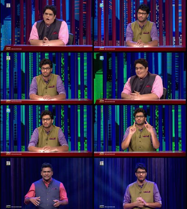 On Air With AIB Episode 04 Thoda Adjust Karo Hindi 720p HDRip
