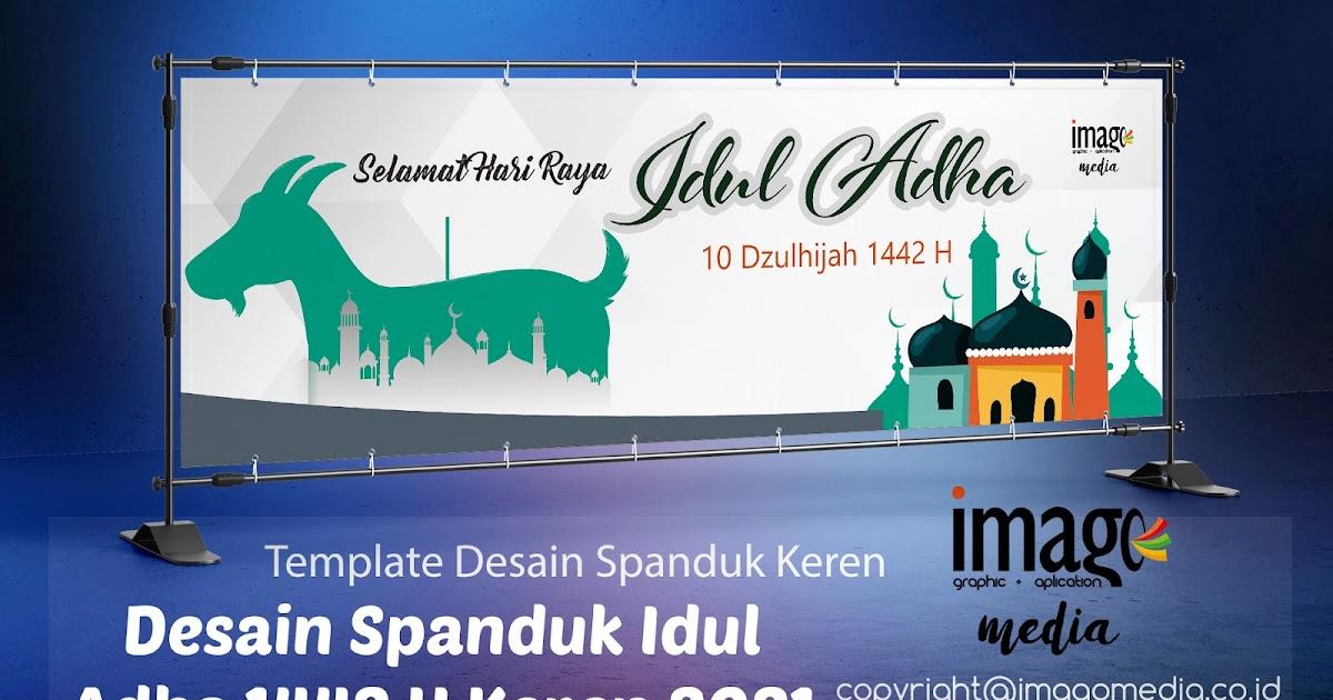 Download Desain Spanduk Idul Adha 1442 H Keren 2021 ...