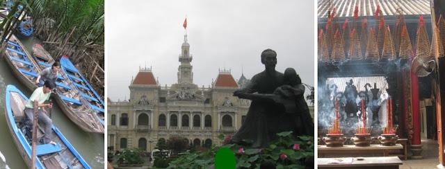 Impressionen Vietnam: Mekong-Delta und Ho-Chi-Minh-Stadt/Saigon