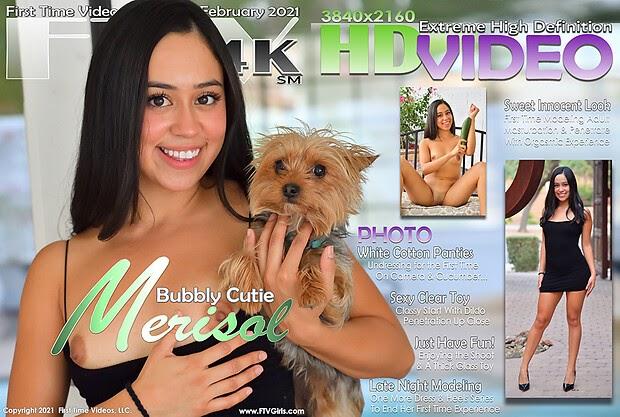 [FTVGirls] Merisol - Bubbly Cutie 395233