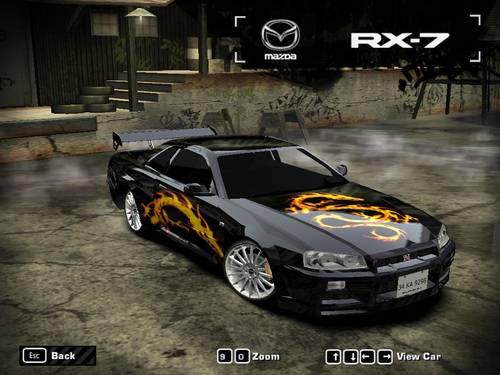 Need for Speed Moswanted Free Download | Rathalos killer