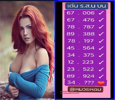 Thailand Lottery 3up Single Digit Facebook Timeline 30 December 2019