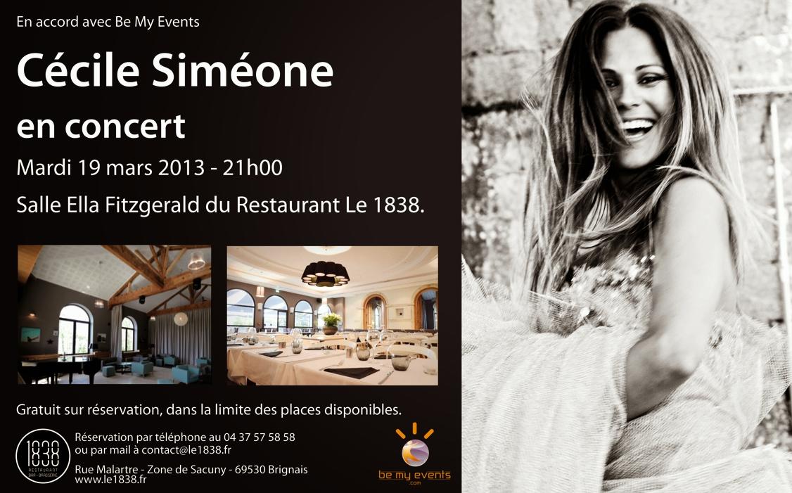 cécile+siméone+concert+Brignais