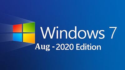 Download Free Windows 7 All In One ISO Aug-2020