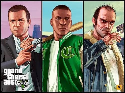 تحميل لعبة جاتا 5 للكمبيوتر من ميديا فاير GTA V