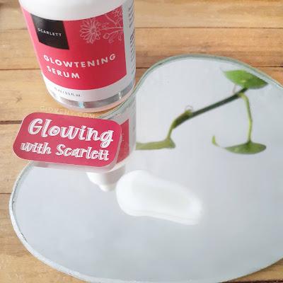 Glowtening serum