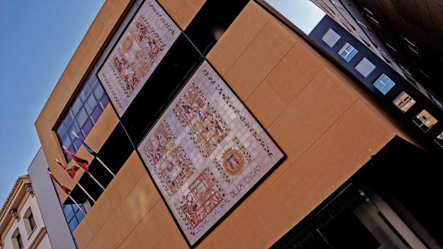 Centro cultural de la ciudad de Lorca