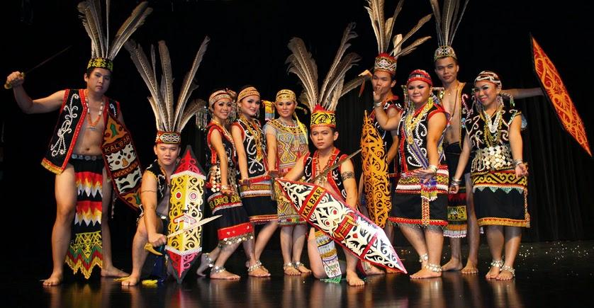 Sibu Borneo Cultural Festival 2014