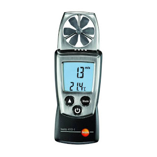 Jual Compact Vane Anemometer Testo 410-1