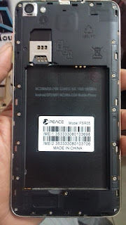 Peace PSR05 flash file Firmware Without Password-100% test by RJ Telecom