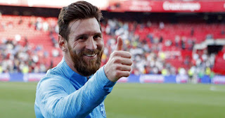 Messi to attend Barca's training despite exit rumours