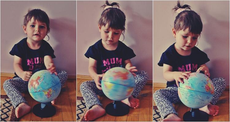 zosia i globus