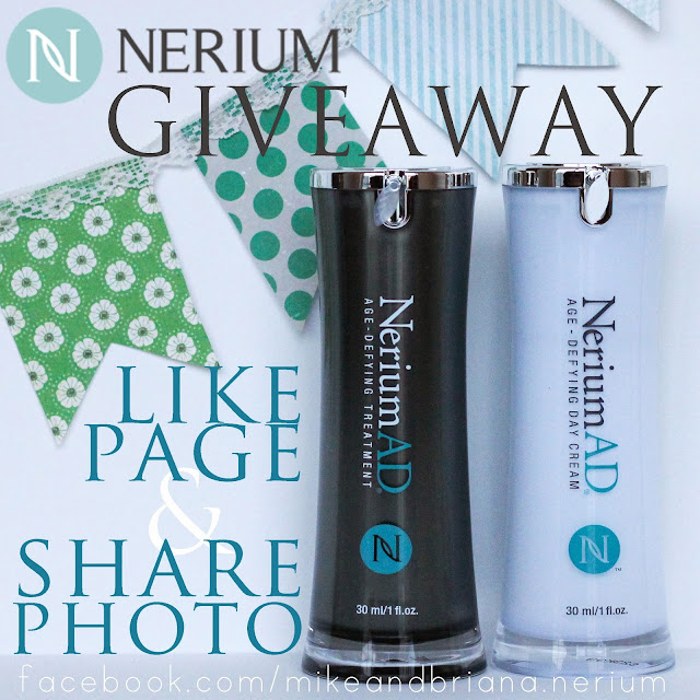 Nerium AD age-defying treatment night cream giveaway
