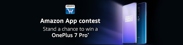 Chance to win a OnePlus 7 Pro