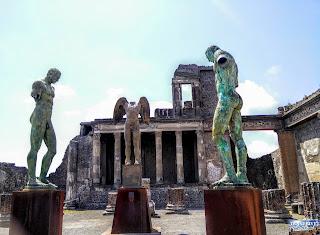 Italie Pompei