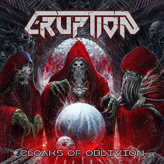 "Eruption - ""Cloaks of Oblivion"" (album)"
