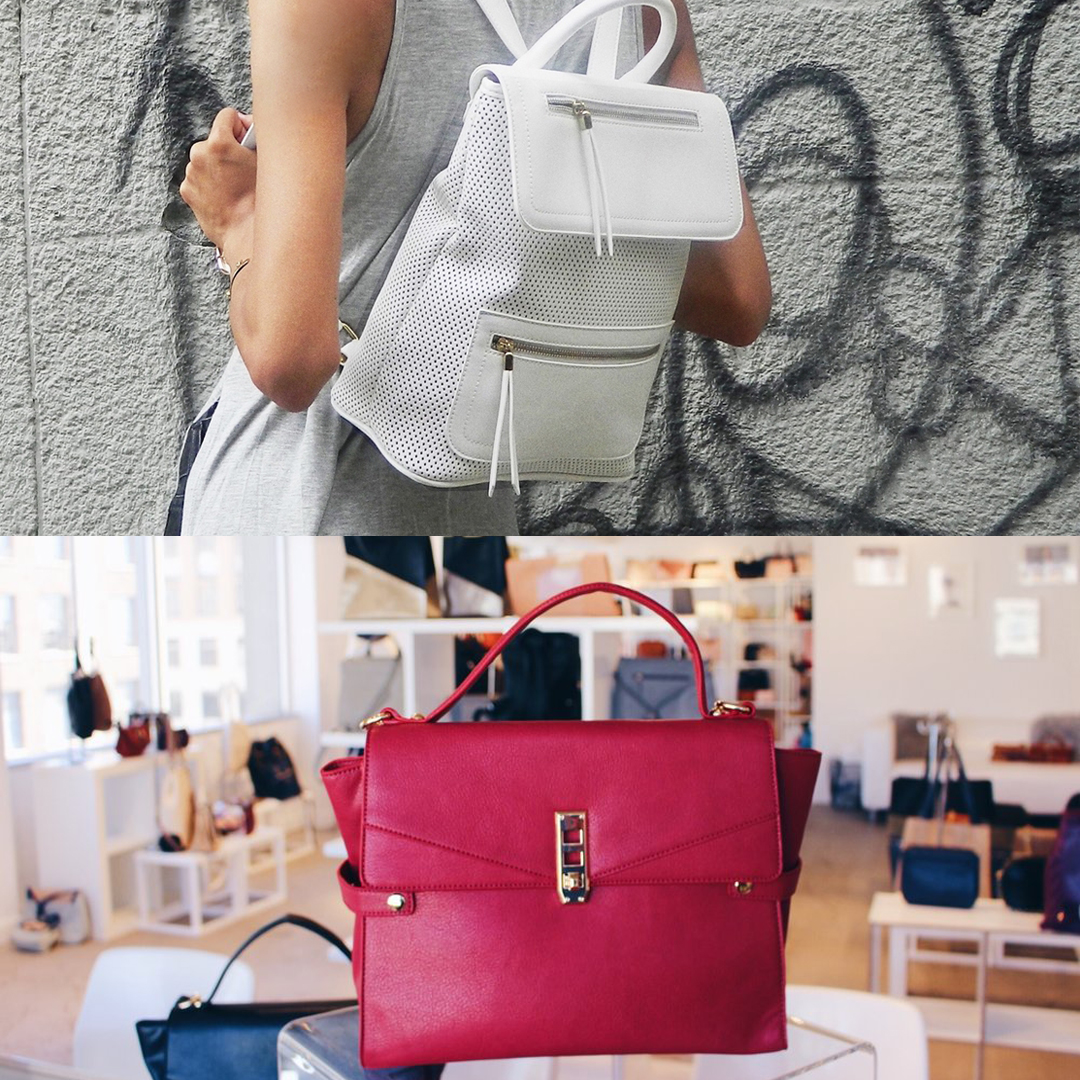 Emperia Vegan Handbags