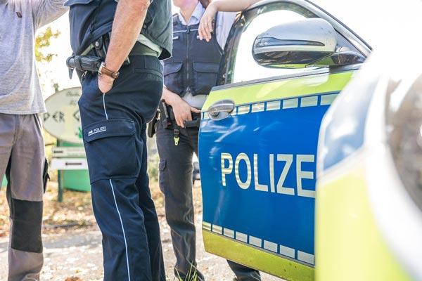 Top-Informant der Polizei, der von Islamisten und verurteilten Terroristen identifiziert wurde