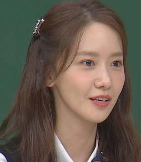 SNSD YoonA Knowing Brothers Episode