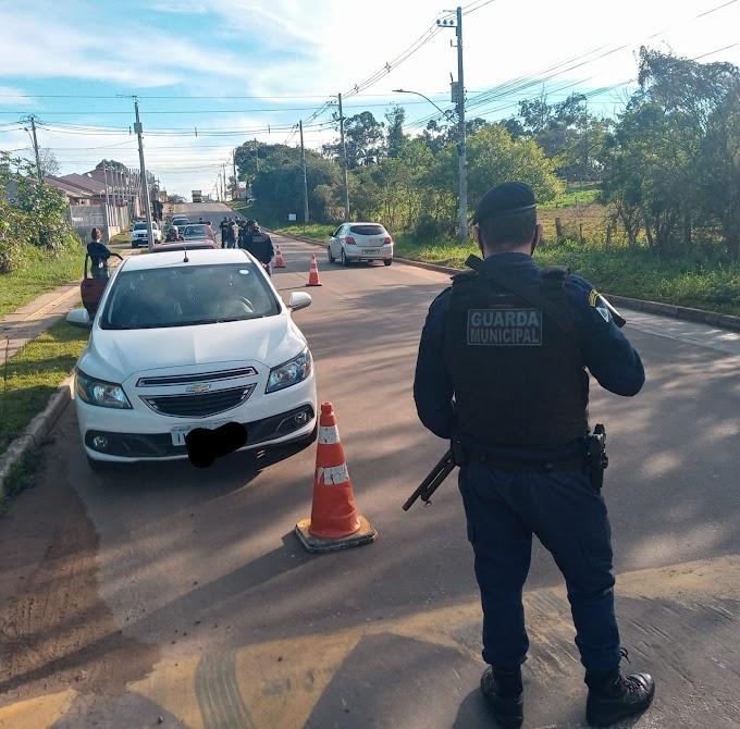 CACHOEIRINHA   Guarda Municipal captura foragido da Justiça durante operação no bairro Chácara das Rosas