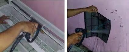 Pembersihan AC, cara melakukan dan manfaatnya
