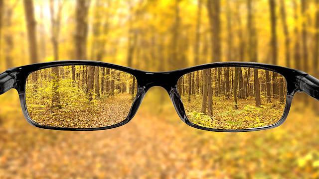 como melhorar minha visão