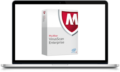 McAfee VirusScan Enterprise 8.8.0 Build 1906 with Patch 10
