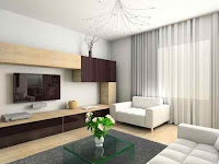 Contemporary Living Room Curtains are Stunning Decoration