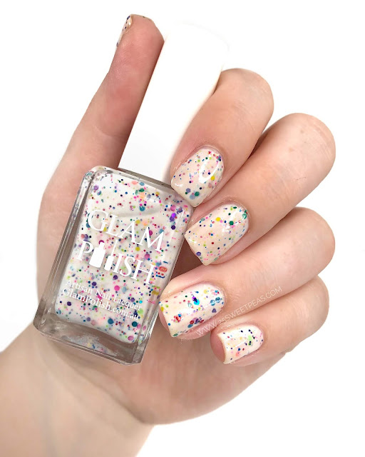 Glam Polish Kokomo 25 Sweetpeas