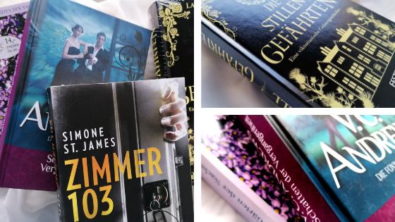 Neue Bücher im Regal Februar 2021
