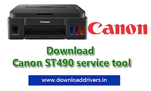 Download Canon G1000, G2000, G3000 resetter | Canon reset tool