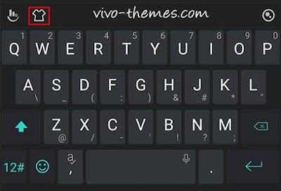 cara mengubah keyboard abc menjadi qwerty vivo