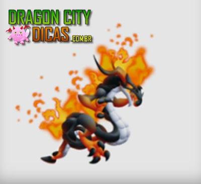 Dragão Arsonista - Informações