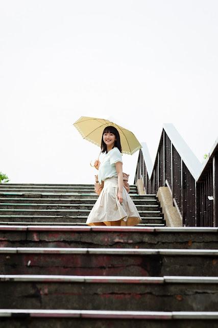 Yoshioka Riho 吉岡里帆 Weekly Georgia No 78 Photos 15