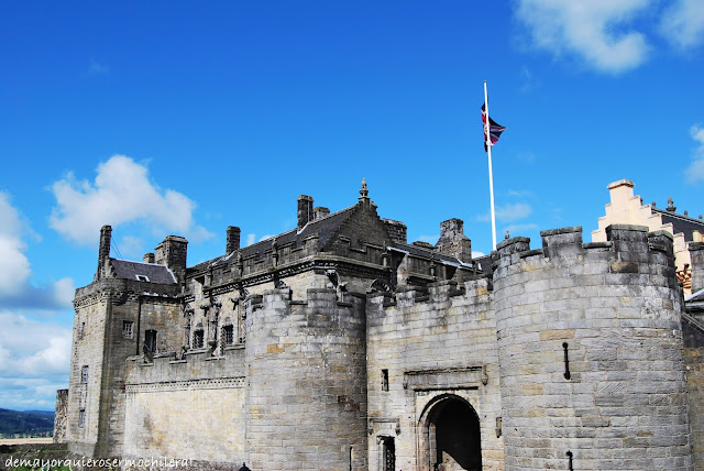 Stirling Castle, Escocia